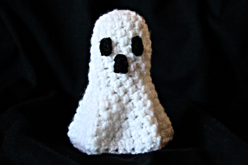 free crochet patterns: halloween amigurumi ghost boo ...