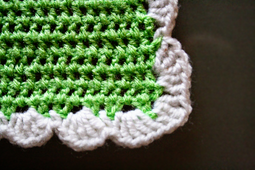Crocheted edging patterns. - Crafts - Free Craft Patterns - Craft
