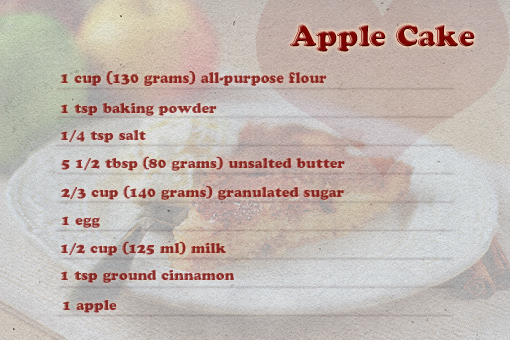 Apple Cake Cake Zoom Yummy Crochet Food Photography