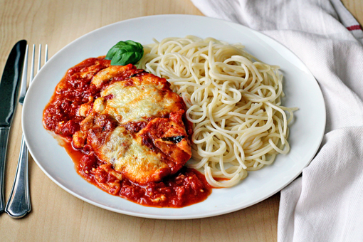 Chicken Parmesan « Chicken « Zoom Yummy – Crochet, Food ...