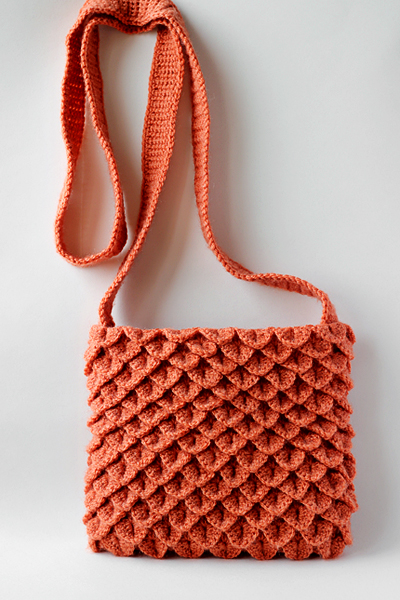 crocodile stitch purse