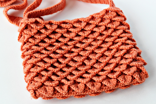 craft lessons: crocodile stitch more ideas and video tutorial